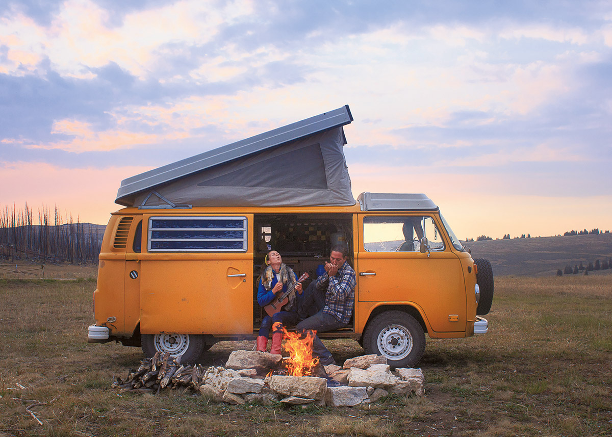 Van Life Your Home On The Road Wavelength Surf Magazine Since 1981