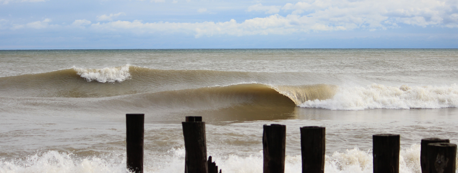 GALLERY: Surfing In -15C; Welcome To The Great Lakes Of Canada