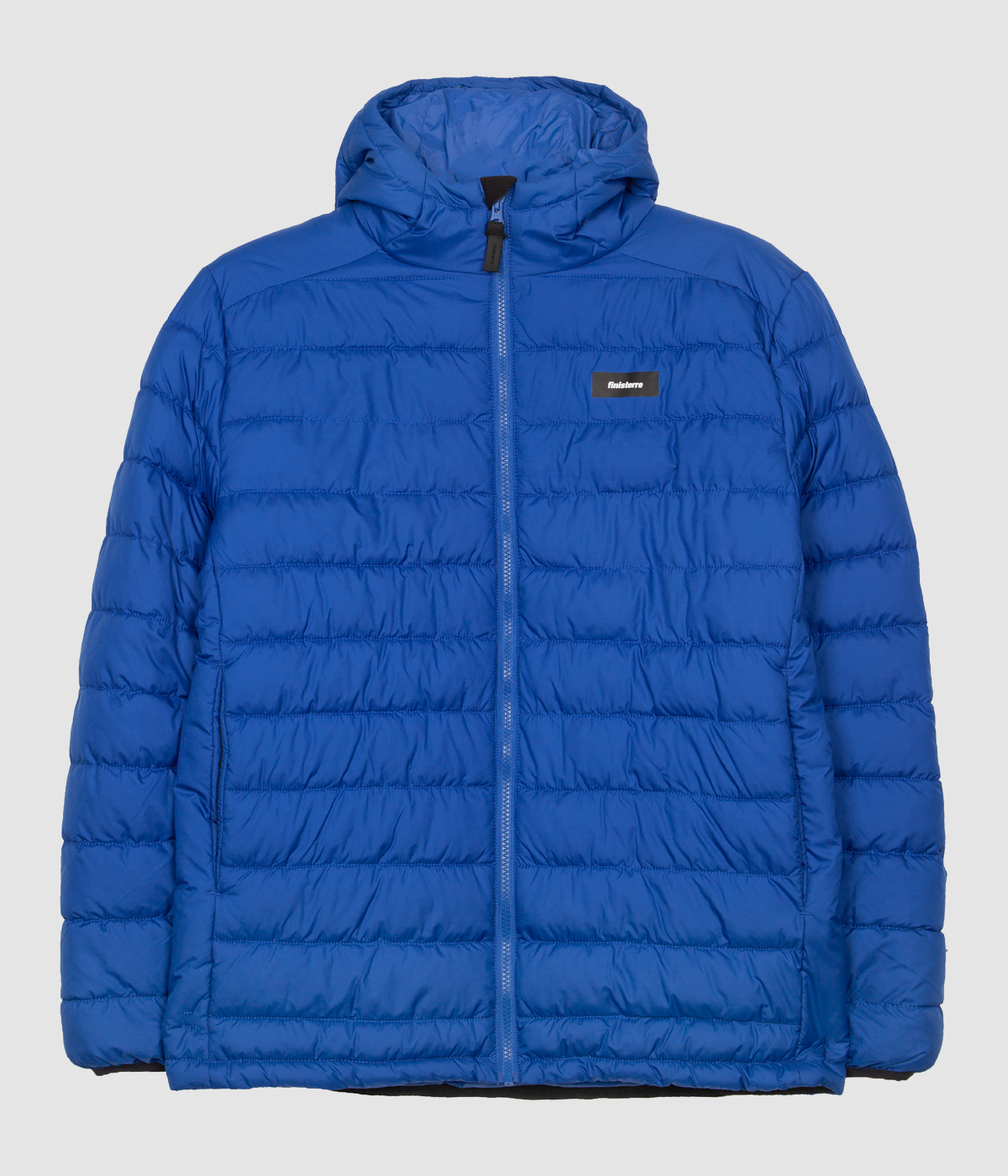 Finisterre Nebulas Jacket in blue: Christmas Gift Guide 2018