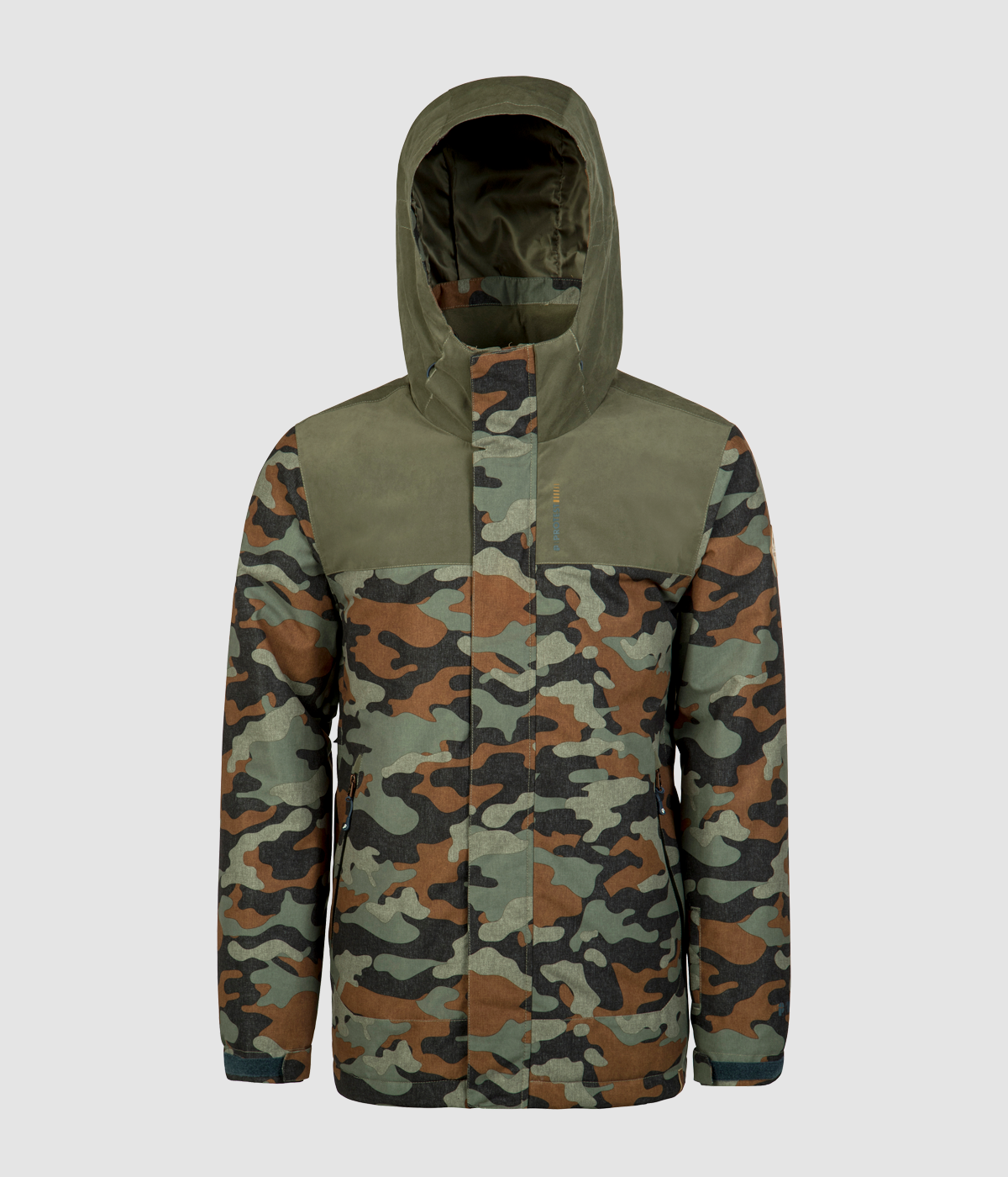 Snowjacket - Surfers' Christmas Gift Guide: Protest Decay Snowjacket