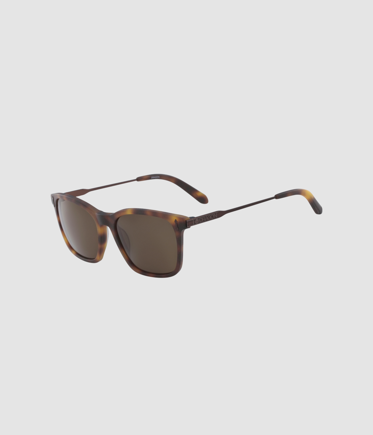 Sunglasses - Wavelength Surfers' Christmas Gift Guide: Dragon Jake - Matte Tortoise with Brown Lens