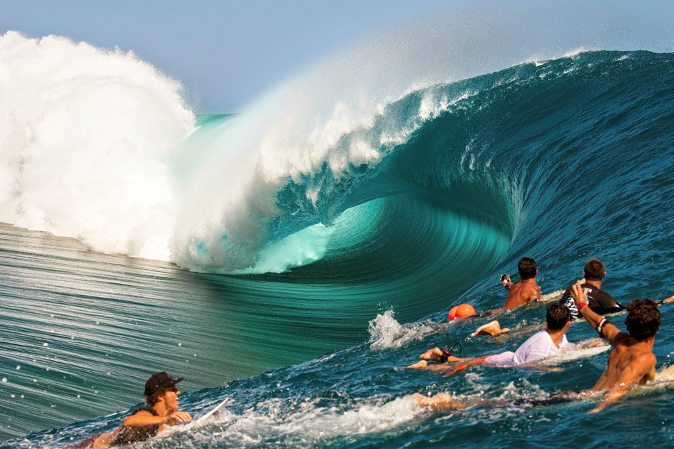Image result for teahupoo surf
