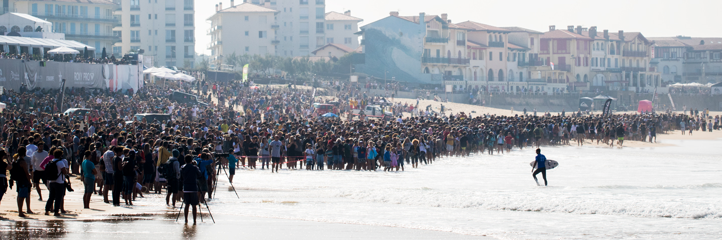 Crowd Surfing: Who Actually Goes To Surf Comps, Anyway?
