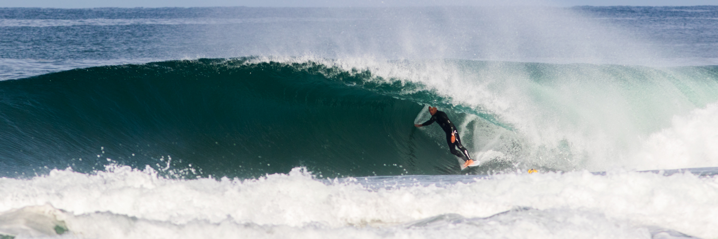 Stories From Up The Beach On Day One At The Quik Pro France