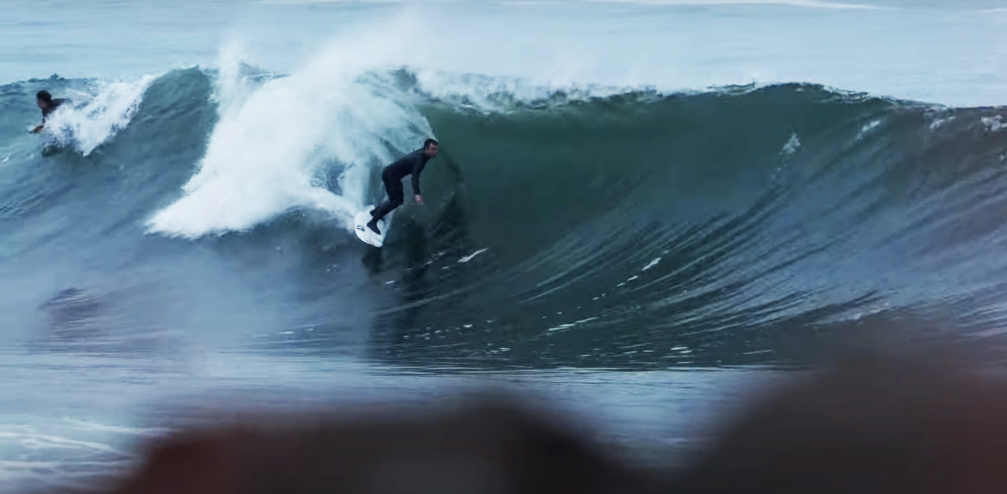WATCH: Gearoid Mcdaid Isolation Dreams In South America - Wavelength Surf Magazine - since 1981