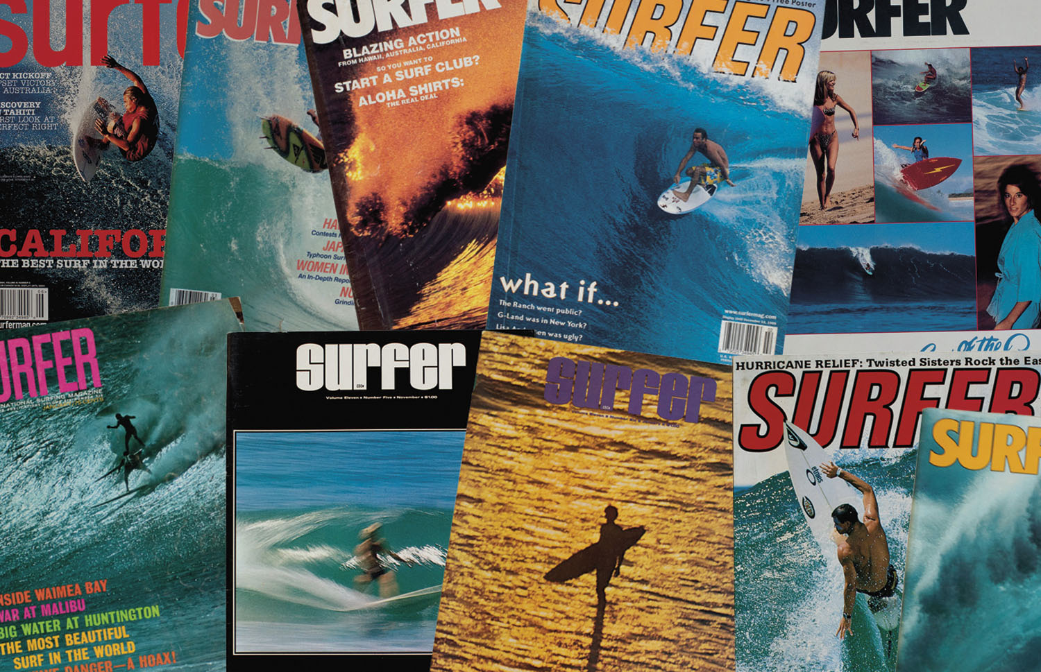 The Lonesome Death of Surfer Magazine (1960 - 2020) - Wavelength Surf Magazine - since 1981