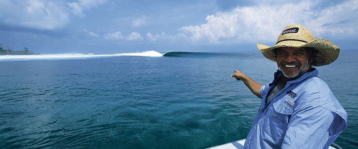 The Story Of Martin Daly's Most Exciting Surf Discovery - Wavelength Surf Magazine - since 1981