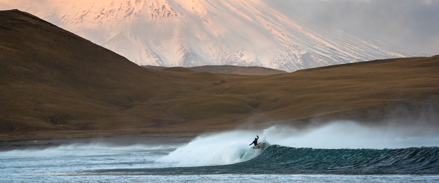 The Arc of Aleutia Is An Ode To Audacious Surfing Adventure - Wavelength Surf Magazine - since 1981