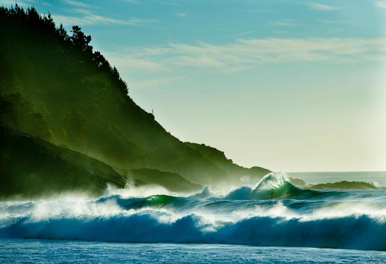 World's Greatest Surf Photographer Chris Burkard: 'I Found A Joy In Loneliness' - Wavelength Surf Magazine - since 1981