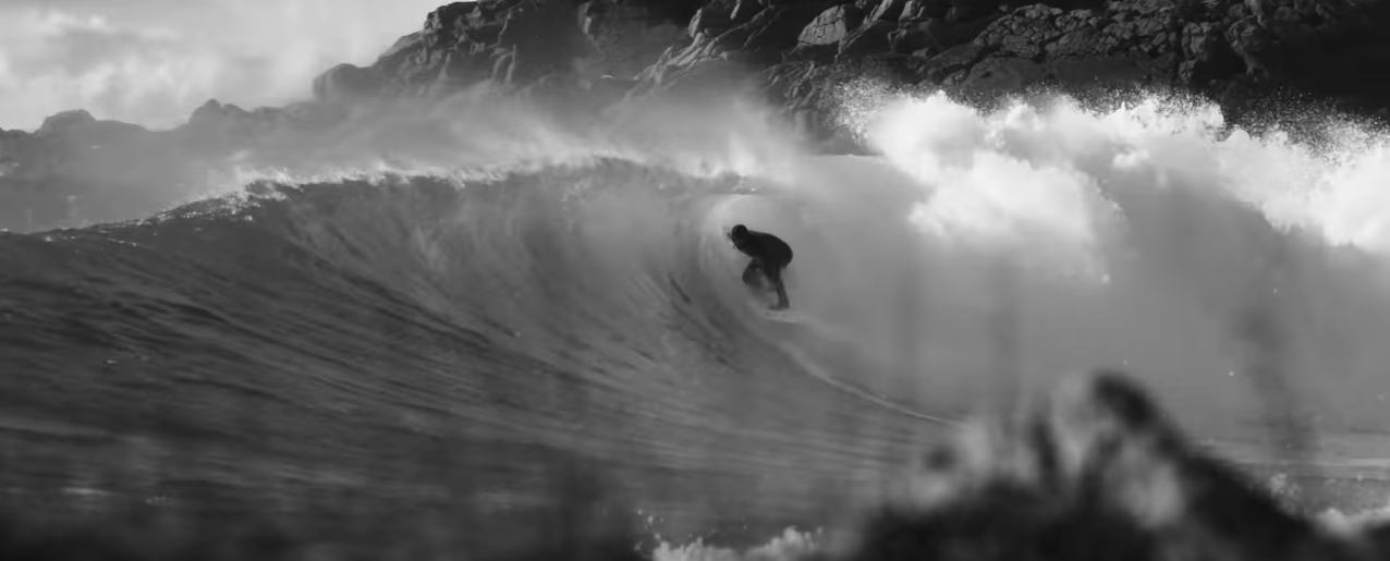 Watch: Manera's Short Film Brumenn Featuring Ian Fontaine - Wavelength Surf Magazine - since 1981