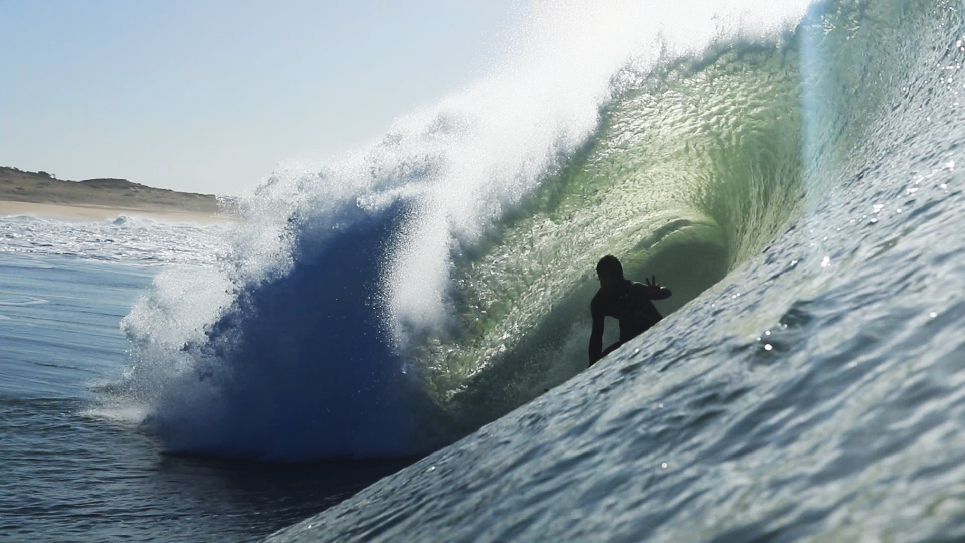 Watch: The Best Winter Ever In France - Wavelength Surf Magazine - since 1981