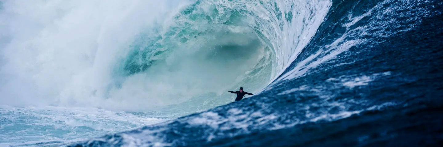 WATCH: Connor Maguire On The Magic Of His Local Coastline - Wavelength Surf Magazine - since 1981