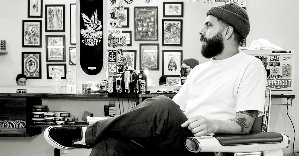 How A Surfer's Vision Brought The Australian Barbershop Back From The Dead - Wavelength Surf Magazine - since 1981